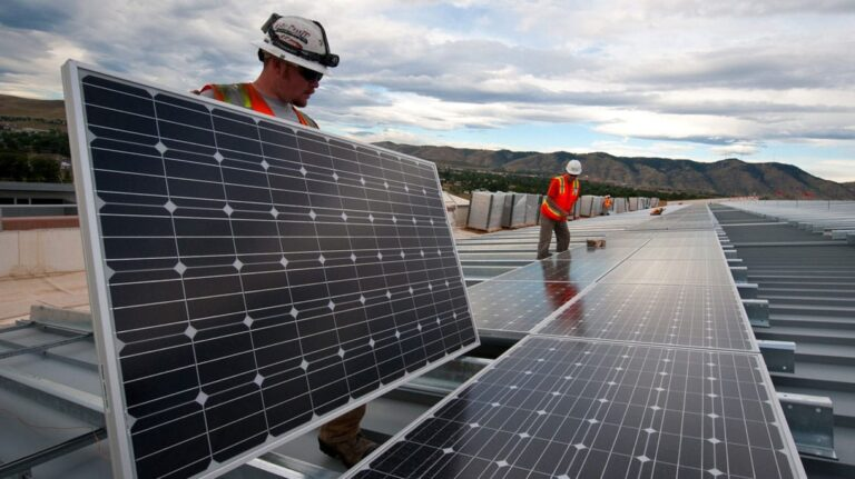 Energía solar: pieza clave en el planteamiento urbano de los polígonos industriales